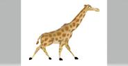 Animal Zoo Puzzle Giraffe
