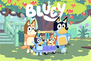 Bluey's Family