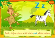 CBeebies Zebra