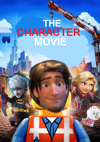 The Character Movie (The Lego Movie) | The Parody Wiki | FANDOM ...