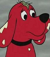 Clifford in Clifford the Big Red Dog