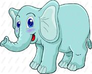 Elephant-clipart-elephant-cartoon-15