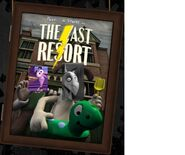 Fear and Sparky the last report