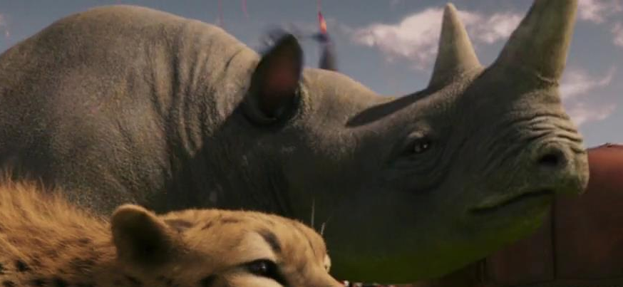 Image Narnia Rhino Png The Parody Wiki Fandom