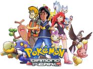 Pokemon Diamond and Pearl 4000