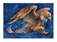 Ravenclaw Eagle