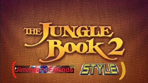 The Jungle Book 2 (JimmyandFriends Style) Trailer (Remake)