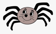 Bernard as a Spider