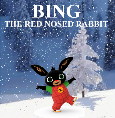 Bing - The Red Nosed Rabbit