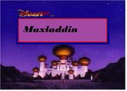 Maxladdin chris1702 style tv show