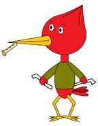 Pecky Swallow (music pipe) (pistols)