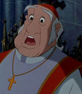The Archdeacon in The Hunchback of Notre Dame 2