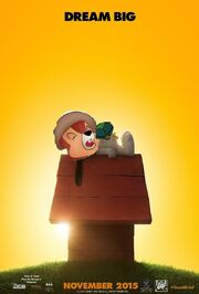 The Childrens Movie (The Peanuts Movie) Poster