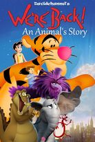 We're Back! A Animal's Story -1993- Poster
