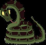 Antonio the Anaconda
