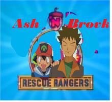 Ash n brock rescue rangers-0