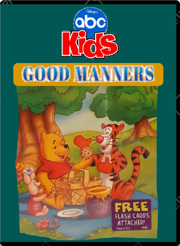 Disney's ABC Kids - Good Manners