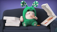 Oddbods - Day in the Life of Zee 007