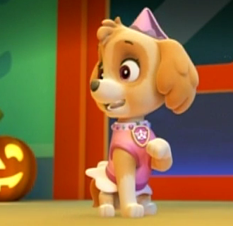 Skye Paw Patrol The Parody Wiki Fandom Powered By Wikia