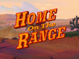 Home on the Range (Vinnytovar Style)