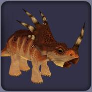 Styracosaurus (Blue Fang)