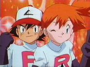 Ash and Friends Imitate Team Rocket