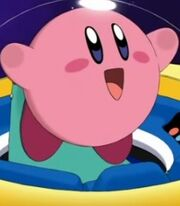 Kirby in Kirby Right Back at Ya