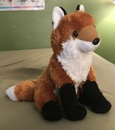 Neville the Red Fox