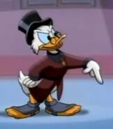 Scrooge McDuck in House of Mouse