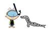 Stanley Griff meets Leopard Seal