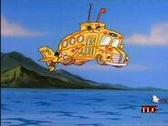 The Magic School Bus Submarine Bus