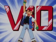 Ash's tenth victory