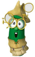 Larry The Cucumber (Jaques)