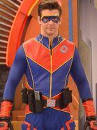 Ray Captain Man