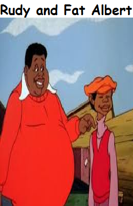 Ruby and Fat Albert