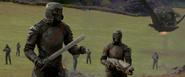 Sakaarans Battle