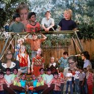The Bradys & their friends