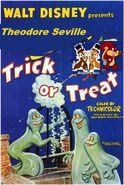 Theodore aka donald trick or treat