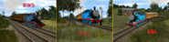 Thomas of different dimensions by newthomasfan89-da6pi8s