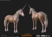 Unicorn Total War Warhammer