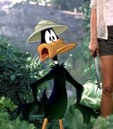 Daffy Duck in Looney Tunes Back in Action