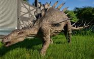 JWE Kentrosaurus