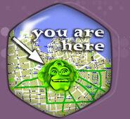 Map monkey