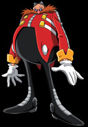 Mr Dr. Eggman as Dr. Nefarious Tropy