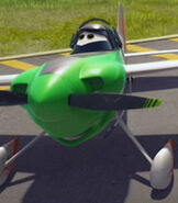Ned in Planes