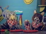 Mr. Owl, Mrs. Snake, and Mrs. Fox