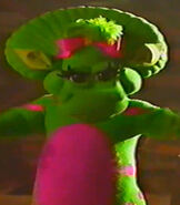 Baby Bop in Barney's Great Adventure The Movie