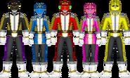 Choujuden Sentai Blitzranger