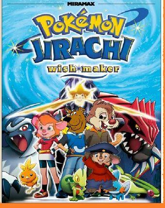 Pokemon Jirachi Wishmaker Dinosaurkingrockz Animal Style The