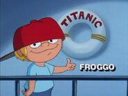 FroggoOnTitanic